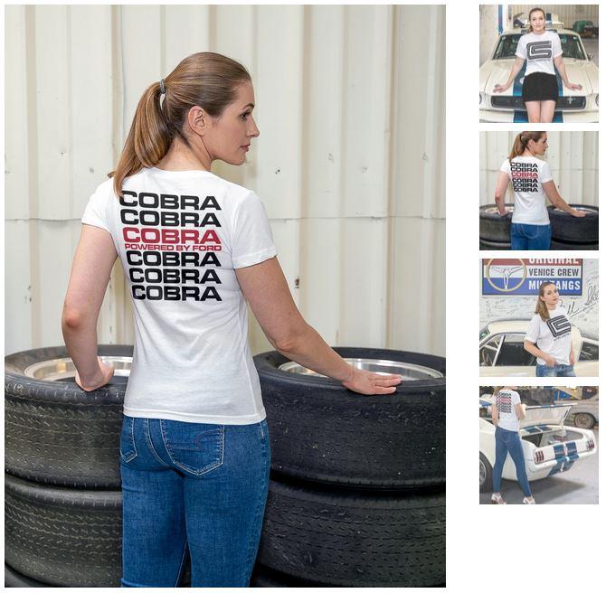 Cobra-Shirt